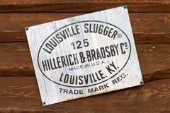 plaque Royalty-vrije Stock Fotografie