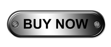 Plaque buy now Stock Photography