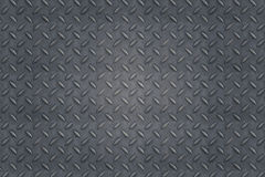 Plaque d'acier en métal Images stock