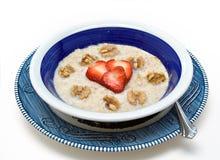 Plaque de déjeuner de Healty Images stock