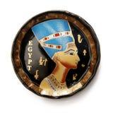 Plaque de l'Egypte Image libre de droits