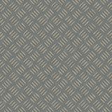 Plaque de métal sans couture Image libre de droits