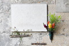 plaque de marbre photo stock
