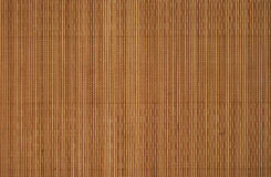 Plaque en bambou Image stock