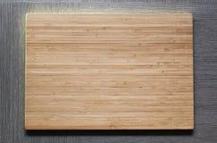 Plaque en bois Images libres de droits