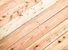 Plaque en bois Photo stock