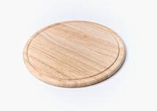 Plaque en bois de cuisine Photographie stock libre de droits