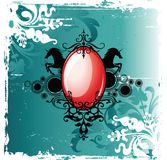 Plaque Fragmentary Background Royalty Free Stock Photo