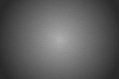 Plaque métallique argentée balayée Image libre de droits