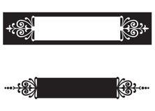 Plaques signalétiques de cru Illustration de Vecteur