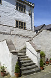 Plas Mawr in Conwy Royalty Free Stock Images