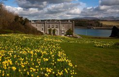 Plas Newdd Royalty Free Stock Images