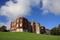 Plas Newydd in autumn Stock Images