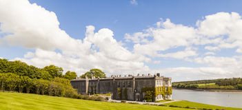 Plas Newydd Country House Anglesey Royalty Free Stock Photo