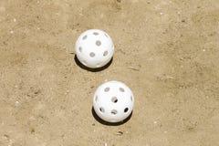 Plase leksakbollar Arkivfoto