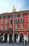 Plase Massena of Nice France Royalty Free Stock Photos