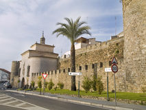 Plasencia, Caceres, Spain. Stock Images
