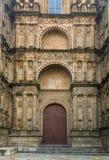 Plasencia katedra Hiszpania Obraz Stock