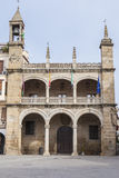 Plasencia urzędu miasta budynek, Hiszpania Zdjęcia Royalty Free
