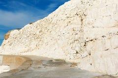 Plaska punkt, Seaford, East Sussex royaltyfria foton