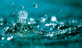 plaska vatten Royaltyfri Bild