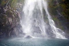 plaska vattenfall royaltyfria foton