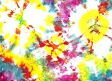 Plaskande bakgrundskonst för Grunge Royaltyfri Bild