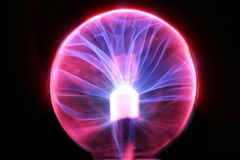Plasma Photo stock