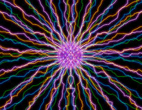 Plasma Imagen de archivo
