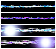 Plasma Background Royalty Free Stock Photos