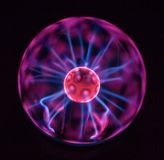 Plasma ball Stock Photos