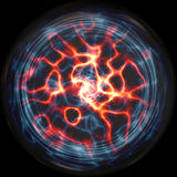 Plasma ball Stock Images