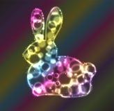 Bunny Plasma Stock Photo