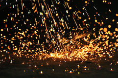 Plasma cutter Stock Photography