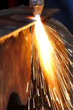 Plasma cutter Stock Images