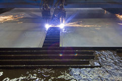 Plasma cutters Stock Photos