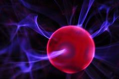 Plasma-Explosion Stockbild