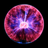 PLasma generator Royalty Free Stock Photo