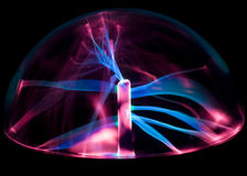 Plasma globe Stock Photos