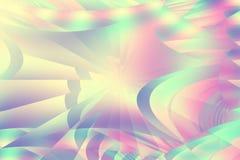 Plasma illusion abstract background Royalty Free Stock Photo