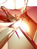 Plasma líquido Imagens de Stock Royalty Free