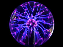 Plasma lamp Royalty Free Stock Image