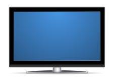 Plasma LCD TV Royalty Free Stock Photo