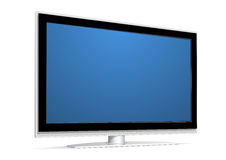 Plasma LCD TV Royalty Free Stock Photography
