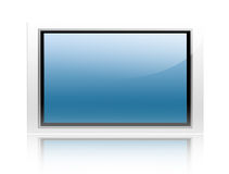 Plasma Screen Royalty Free Stock Images