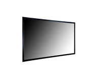 Plasma Screen Stock Image