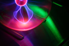 Plasma Techno royalty-vrije stock fotografie