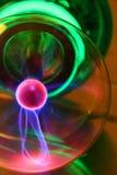 Plasma Techno Background Royalty Free Stock Images