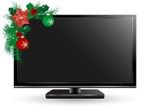 Plasma television Stock Image