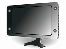 Plasma TV Photos libres de droits
